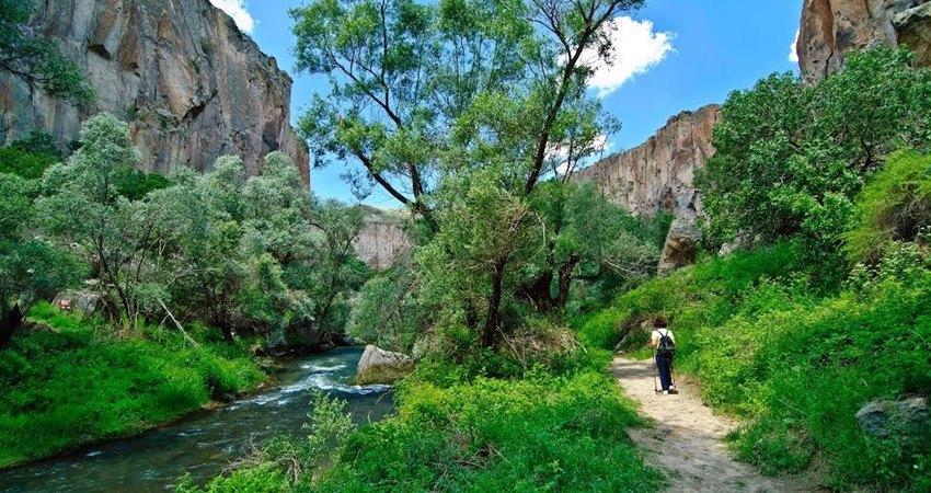 Marmaris, Mugla ve çevre bölgelerden çıkışlı - Kapadokya ve Konya Turu