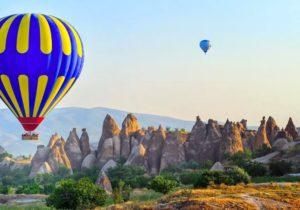 Kapadokya ve Konya Turu
