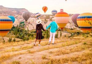 Kapadokya (Sevgililer Günü Özel)