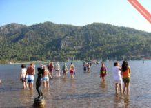 Orhaniye Kızkumu Plajı