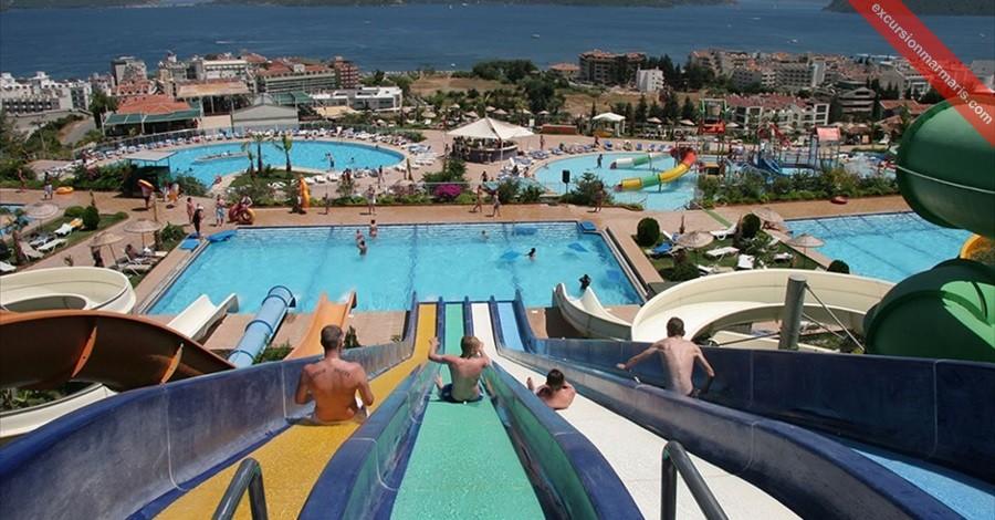 Marmaris Aqua Dream Su Parkı
