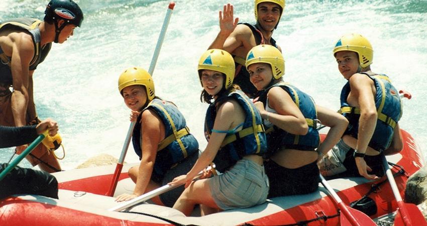 İçmeler Rafting Turu