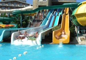 İçmeler Atlantis Su Parkı
