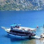 Hisarönü Tekne Turu, Marmaris