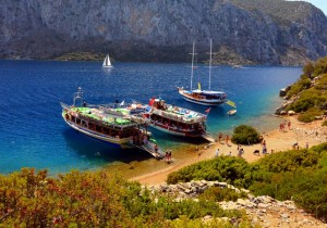 Ucuz Marmaris Tekne Turu Paketi