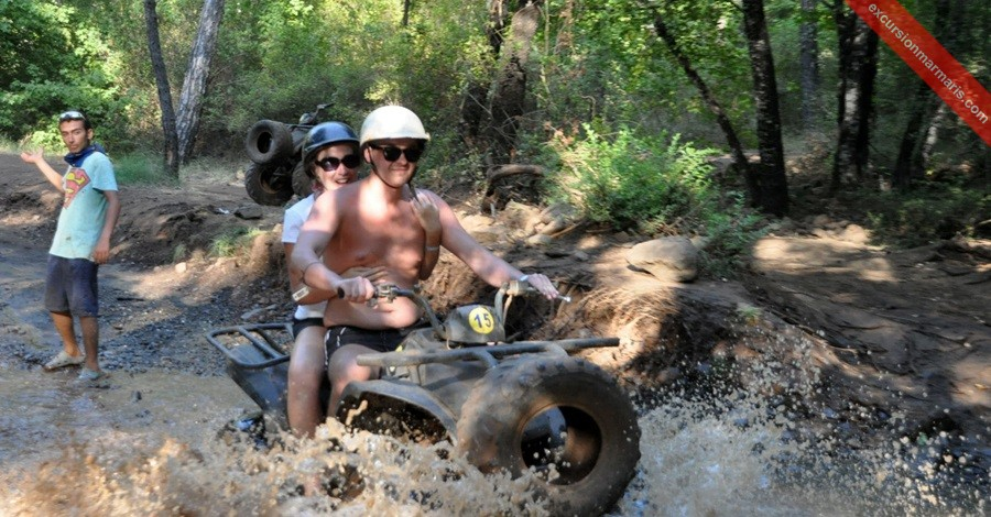 Marmaris Turları, Atv Safari