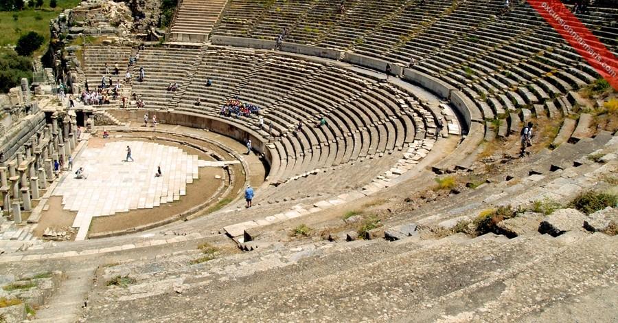 Marmaris Turları, Efes Gezisi