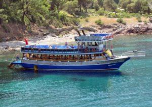 Marmaris Tekne Turu (Yemekli)