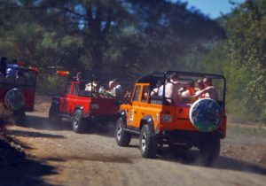 Içmeler Jeep Safari Turu