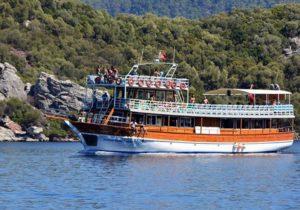 İçmeler Tekne Turu | Hersey Dahil