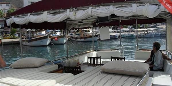 Özel Tekne Turu, Marmaris