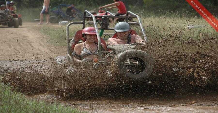 Marmaris Turları, Buggy Safari