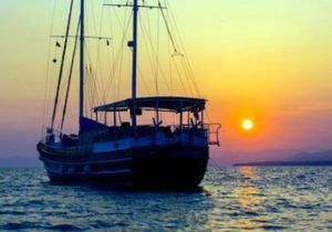 Marmaris Gün Batımı Tekne Turu