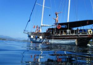 Samanyolu Günübirlik Tekne Kiralama