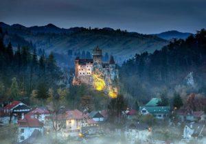 Bulgaristan Romanya Transilvanya