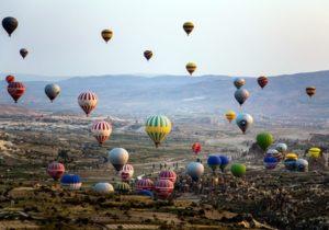 Uçaklı Erciyes Kapadokya Turu